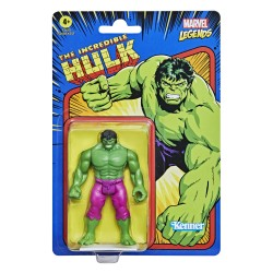 Figura Hulk Marvel Legends Retro