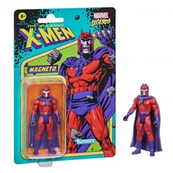 Figura Magneto Marvel Legends Retro