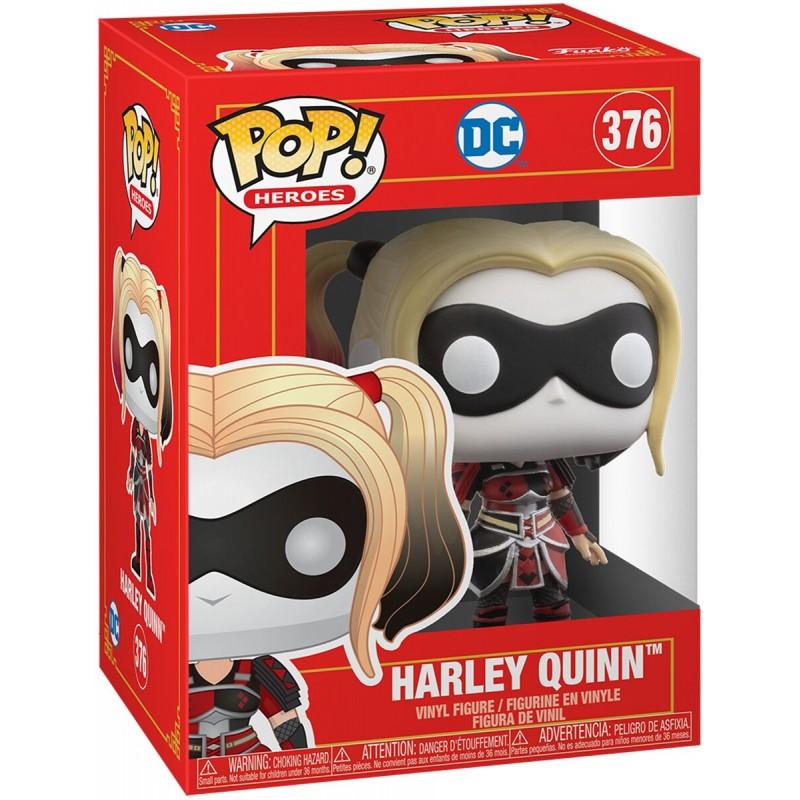 Figura Harley Quinn Imperial Palace POP Funko 376