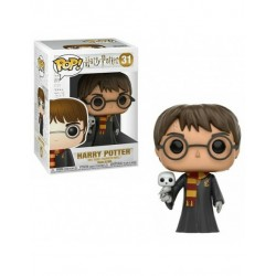 Harry Potter con Hedwig POP Funko 31