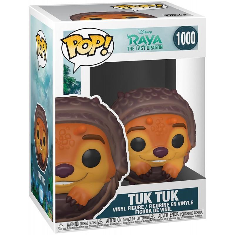 Figura Tuk Tuk Raya Y El Último Dragón POP Funko 1000