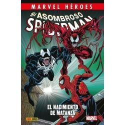 Marvel Héroes. El Asombroso Spiderman: El nacimiento de Matanza