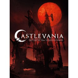 Imagén: Castlevania The Art of the Animated Series