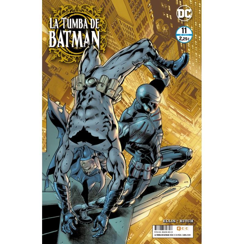 La Tumba de Batman 11