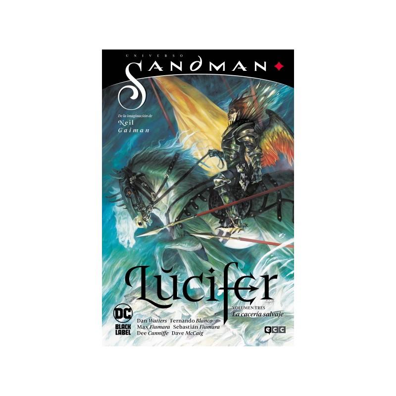 Universo Sandman. Lucifer 3. La Cacería Salvaje