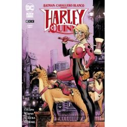 Batman: Caballero Blanco Presenta: Harley Quinn 3