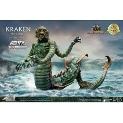 Estatua The Kraken Clash of The Titans 1981 Ray Harryhausen