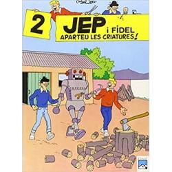 Jep i Fidel 2. Aparteu Les Criatures!