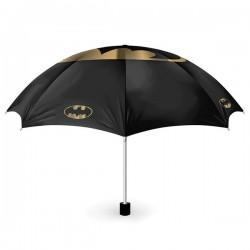 Paraguas Batman Logo Dorado