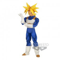 Figura Dragon Ball Z Solid Edge Works Vol. 2 B Super Saiyan Trunks Bandai