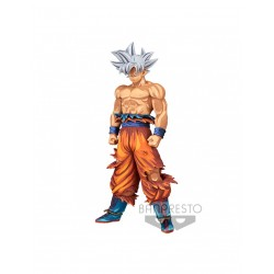 Figura Dragon Ball Super Grandist Son Goku 3 Manga Dimensions Bandai