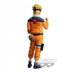 Figura Naruto grandista Nero Uzumaki Naruto 2 Bandai