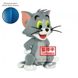Figura Tom Fluffy Puffy Tom y Jerry Bandai
