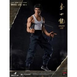 Estatua Bruce Lee Tribute Escala 1/4 Blitzway