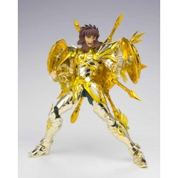 Figura Libra Dhokol Of Gold Saint Cloth Myth Ex 17 cmts.