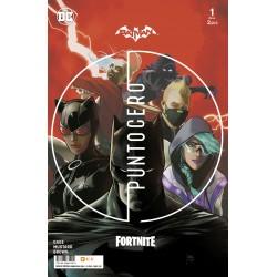 Batman / Fornite : Punto Cero 1