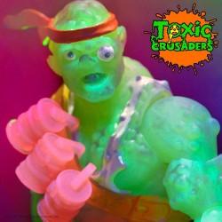 Figura Toxic Crusaders Ultimates Radioactive Red Rage Super7