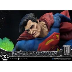 Estatua Batman vs Superman The Dark Knight Master Race Deluxe Bonus Version Escala 1:3 Prime1 Studio