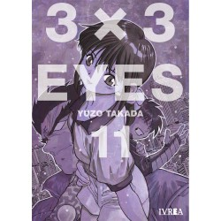 3 X 3 Eyes 11