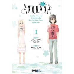 Anohana 1