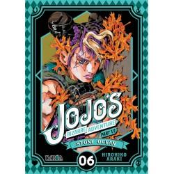 Jojo's Bizarre Adventure Parte 6. Stone Ocean 6