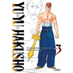 Yu Yu Hakusho Edición Kanzenban 3