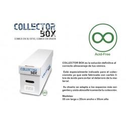 Caja para Cómics. Collector Box