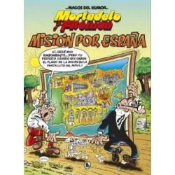 Magos del Humor 209. Mortadelo y Filemón. ¡Misión España!