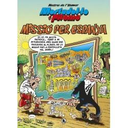 Mestres de L' Humor 57. Missió Per Espanya Mortadelo y Filemón (catalán)