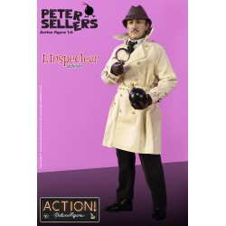 Figura Peter Sellers Inspector Clouseau Infinite Statue Escala 1/6