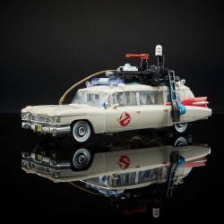 Ectotron Ecto-1 Coche Cazafantasmas Transformers