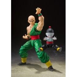 Pack De 2 Figuras S.H. Figuarts Tenshinhan y Chaoz Dragon Ball Z
