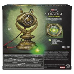 Réplica Ojo de Agamotto Doctor Extraño Tamaño Real Marvel Legends Hasbro