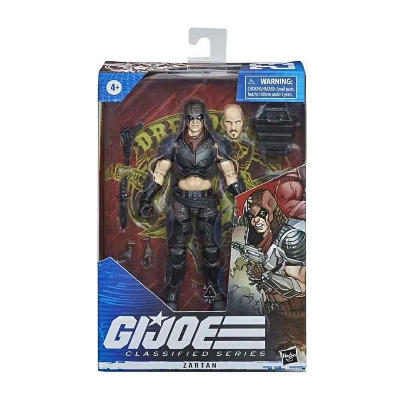 Figura Zartan G.I. Joe Classified Hasbro