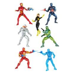 Pack Marvel Legends Iron Man Series Wave 1 2021