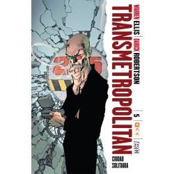 Transmetropolitan (Colección Completa)