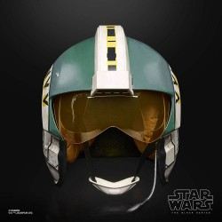 Réplica Casco Star Wars Electrónico Wedge Antilles Battle Simulation Helmet episode IV