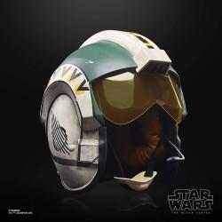 Réplica Casco Star Wars Electrónico Wedge Antilles Battle Simulation Helmet episode IV