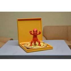 Figura Ultimate Pizza Monster Tortugas Ninja Neca