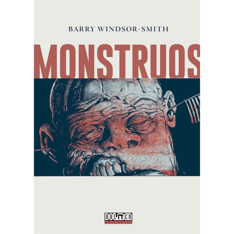 Monstruos De Barry Windsor-Smith