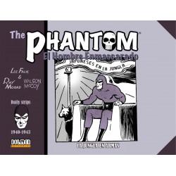 The Phantom. El Hombre Enmascarado (1940-1943)