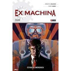 Ex Machina 1. Estado de Emergencia