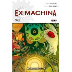 Ex Machina 3. Realidad Contra Ficción