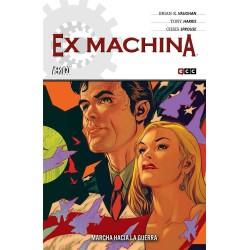 Ex Machina 4. Marcha Hacia la Guerra