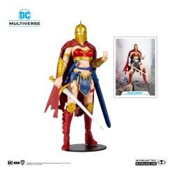 Figura Wonder Woman Batman El Último Caballero de la Tierra DC Multiverse McFarlane Toys