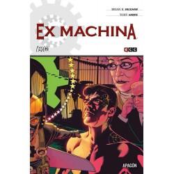 Ex Machina 6. Apagón