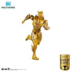 Figura Flash Red Death Gold  (Earth 52) Dark Nights Metal Batman DC Multiverse McFarlane Toys