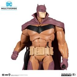 Figura Batman White Knight (Red Variant) DC Multiverse McFarlane Toys