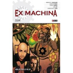 Ex Machina 9. Abajo con lo Viejo
