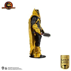 Figura Spawn Curse of Apocalypse Gold Label Series Mortal Kombat McFarlane Toys